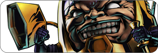 MODOK Marvel vs. Capcom 3 Moves, Combos, Strategy Guide