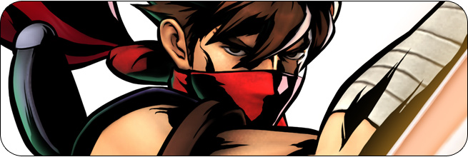 Strider Marvel vs. Capcom 3 Moves, Combos, Strategy Guide