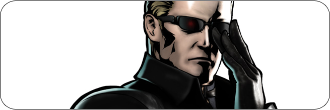 Wesker Marvel vs. Capcom 3 Moves, Combos, Strategy Guide