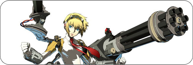 Aigis Persona 4: Arena Moves, Combos, Strategy Guide