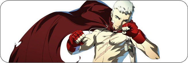 Akihiko Sanada Persona 4: Arena Moves, Combos, Strategy Guide