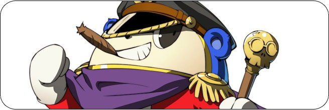 Teddie Persona 4: Arena Moves, Combos, Strategy Guide
