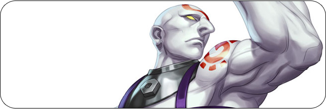 Necro: Street Fighter 3 Third Strike Character Guide
