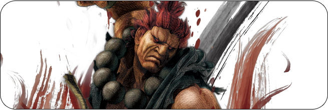 Akuma Ultra Street Fighter 4 artwork