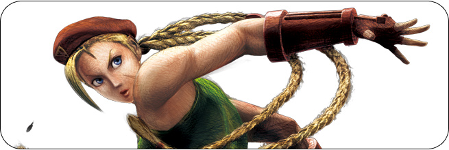 Cammy Super Street Fighter 4 Character Guide