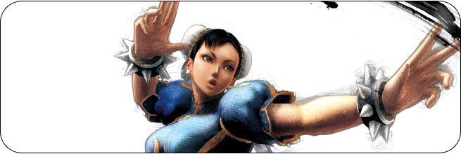 Chun-Li Ultra Street Fighter 4 artwork