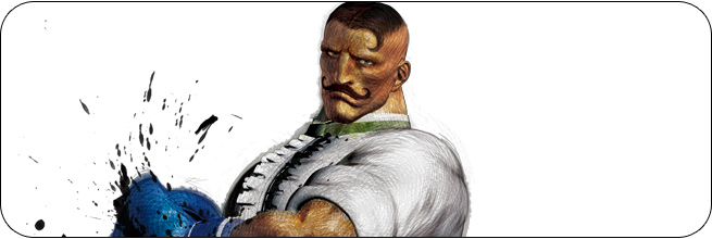 Dudley Ultra Street Fighter 4 artwork