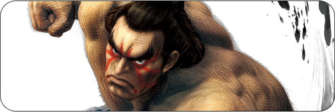 E. Honda: Super Street Fighter 4 Character Guide