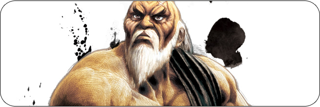 Gouken Ultra Street Fighter 4 artwork