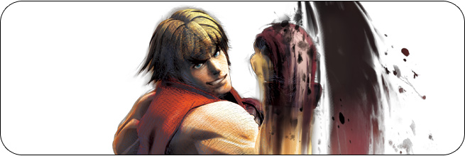 Ken Ultra Street Fighter 4 artwork