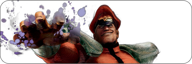 M. Bison Ultra Street Fighter 4 artwork