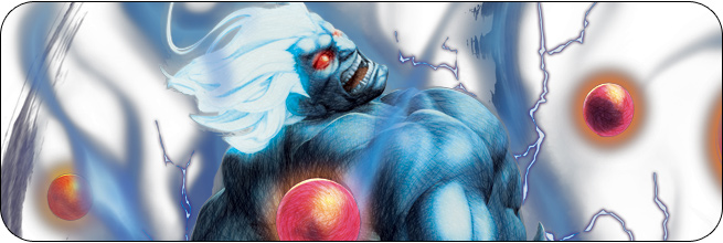 Oni Ultra Street Fighter 4 artwork