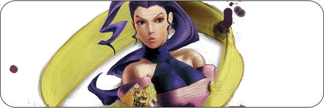 Rose Ultra Street Fighter 4 artwork