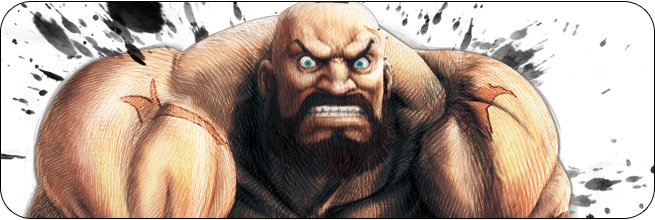 Zangief Ultra Street Fighter 4 artwork