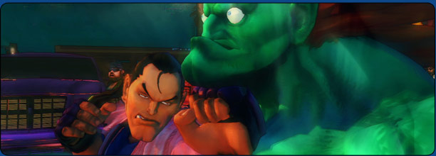 Titles and Icons unlock information: Street Fighter 4