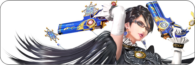Bayonetta Super Smash Bros. Wii U artwork