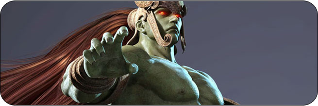 Ancient Ogre Tekken Tag Tournament 2 Moves, Characters, Combos and Strategy Guides