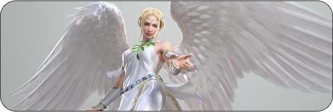 Angel Tekken Tag Tournament 2 Moves, Characters, Combos and Strategy Guides