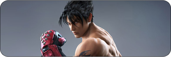 Jin Tekken Tag Tournament 2 Moves, Characters, Combos and Strategy Guides