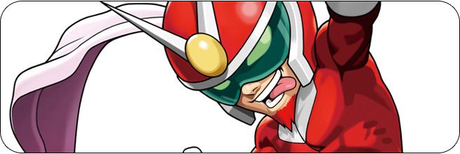 Viewtiful Joe: Tatsunoko vs. Capcom Character Guide