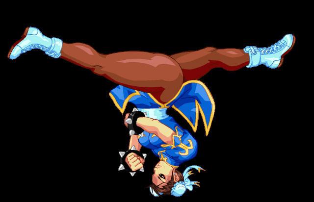 Chun Li Artwork 4 Super Street Fighter 2 Turbo Hd Remix