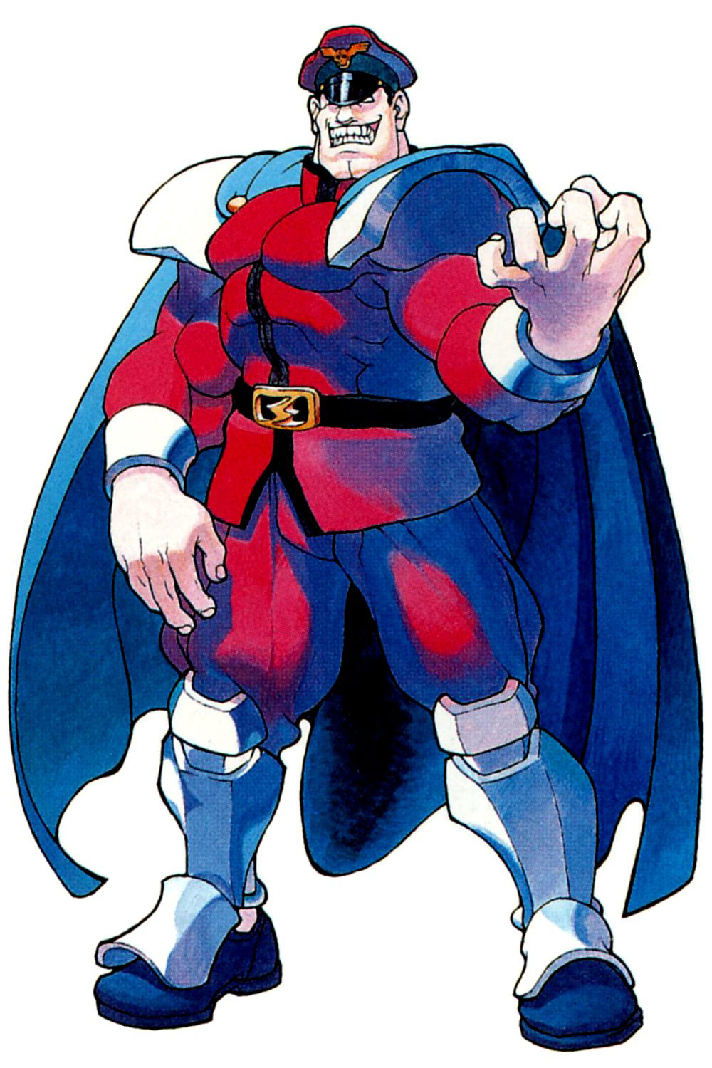 M Bison  The Fighters Generation
