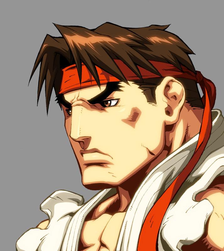 Ryu Artwork 1 Super Street Fighter 2 Turbo Hd Remix