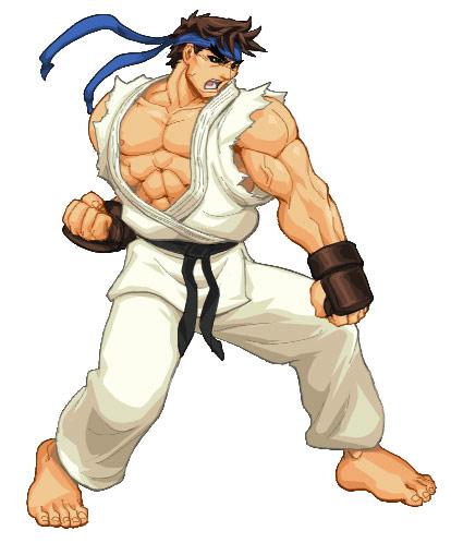 Ryu Artwork 5 Super Street Fighter 2 Turbo Hd Remix
