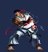 Marvel vs. Capcom 2 Ryu by Udon