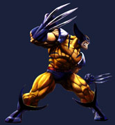 Marvel vs. Capcom 2 Wolverine by Udon