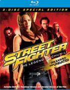 Street Fighter: Legend of Chun Li Blu-Ray cover