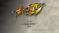 Option screen for the Japanese release of Street Fighter IV on the PC