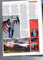 Tatsunoko vs. Capcom scan from Nintendo Power Page 4