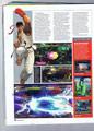 Tatsunoko vs. Capcom scan from Nintendo Power Page 5
