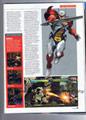 Tatsunoko vs. Capcom scan from Nintendo Power Page 6