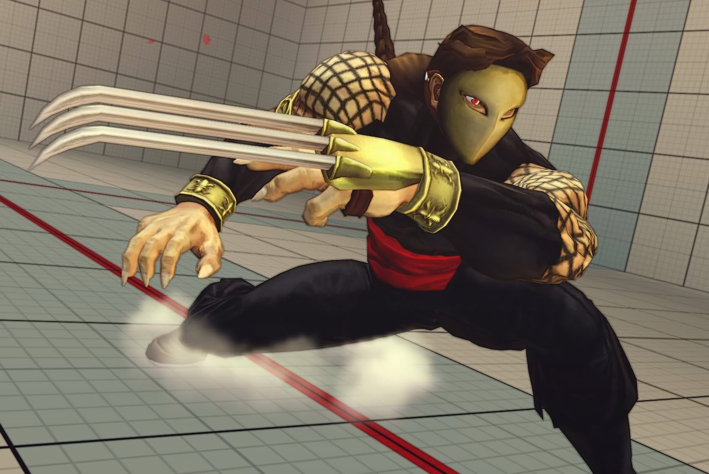 street fighter vega claw
