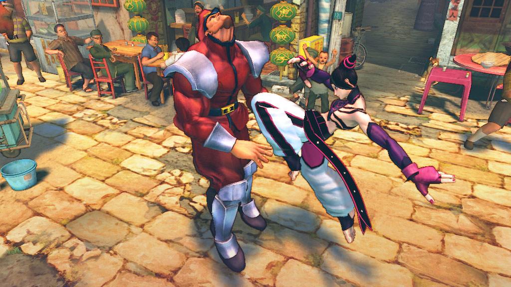 Super Street Fighter 4 screen shot #2