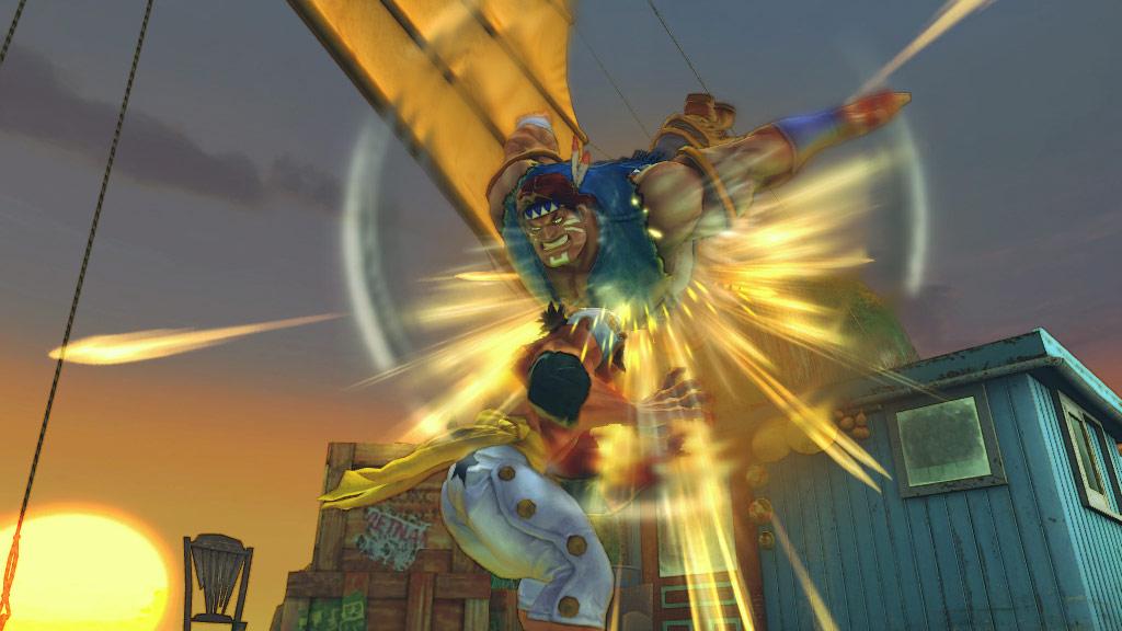 Super Street Fighter 4 screen shot #5