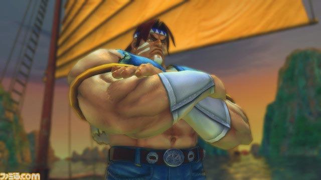 Super Street Fighter 4 screen shot #11