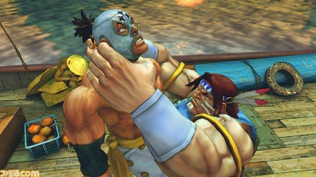 Super Street Fighter 4 screen shot #12