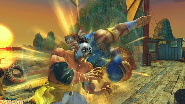 Super Street Fighter 4 screen shot #15