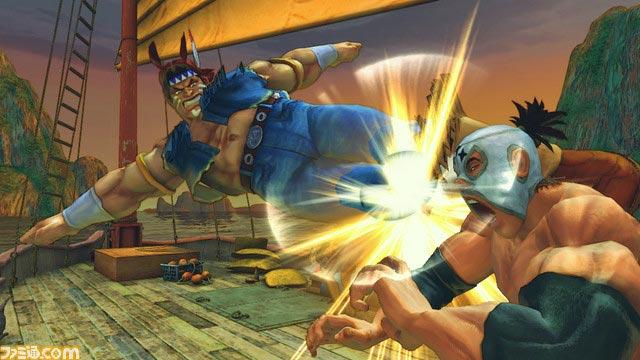 Super Street Fighter 4 screen shot #16