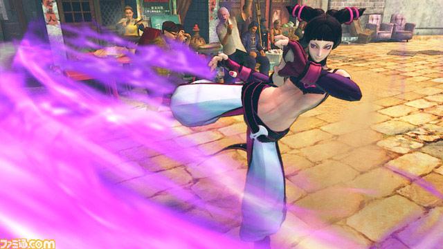 Super Street Fighter 4 screen shot #17