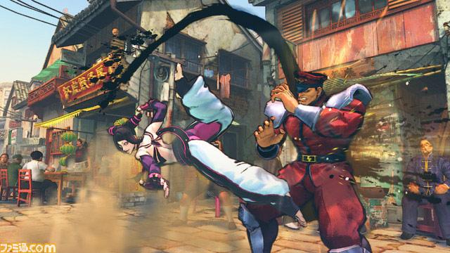Super Street Fighter 4 screen shot #18