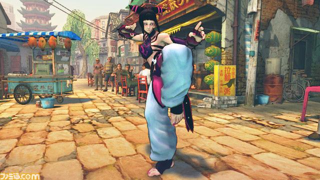Super Street Fighter 4 screen shot #20