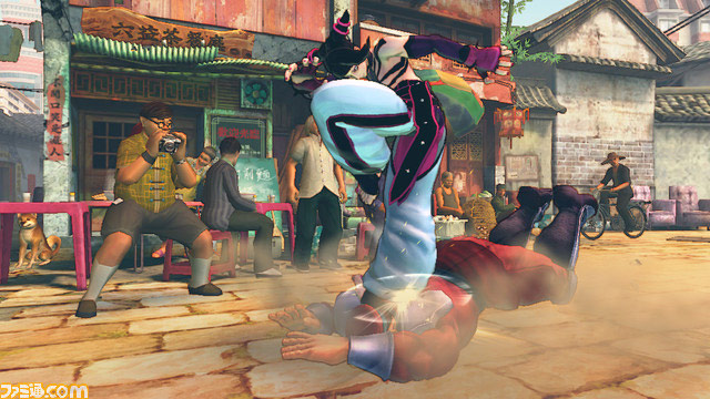 Super Street Fighter 4 screen shot #23