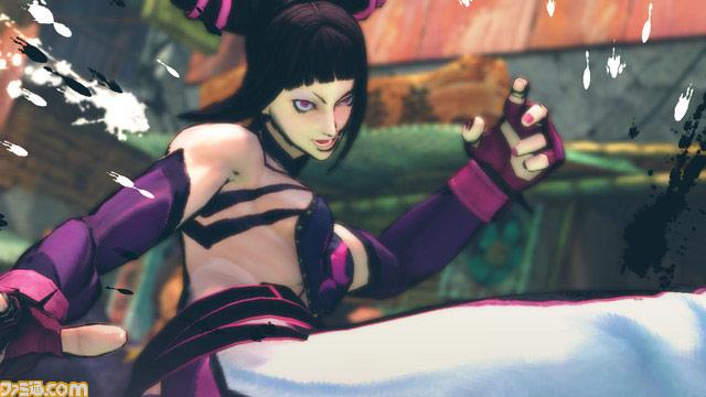 Super Street Fighter 4 screen shot #24