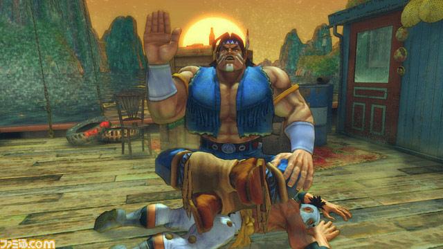 Super Street Fighter 4 screen shot #25
