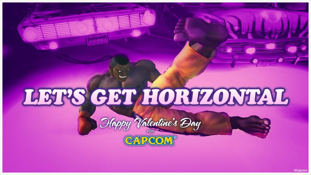 Super Street Fighter 4 Valentine's Day card #5
