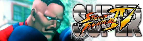 Close-up image of Dudley's face in Super Street Fighter 4